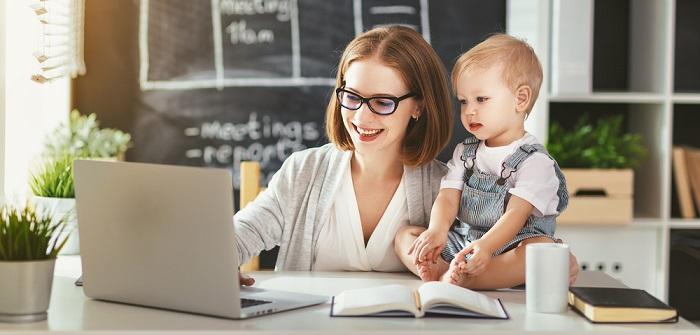Vereinbarkeit von Familie und Beruf: Work-life-Balance immer mehr gefragt