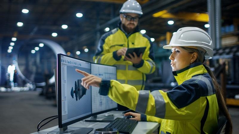 Durch eine gezielte Analyse und Optimierung des Beschaffungsprozesses wird sichergestellt, dass im Einkaufsbereich digitale Workflows entstehen.
