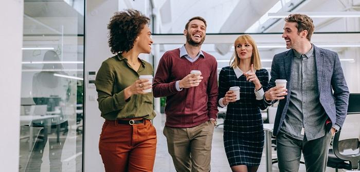 Bewirtung der Mitarbeiter: Mitarbeiterpflege gegen Personalmangel