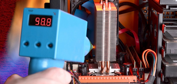 Laserthermometer: Moderne Thermometer für Industrie, Gewerbe und Privat
