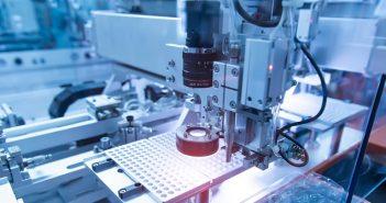 Industrie 4.0 braucht intelligente Sensoren