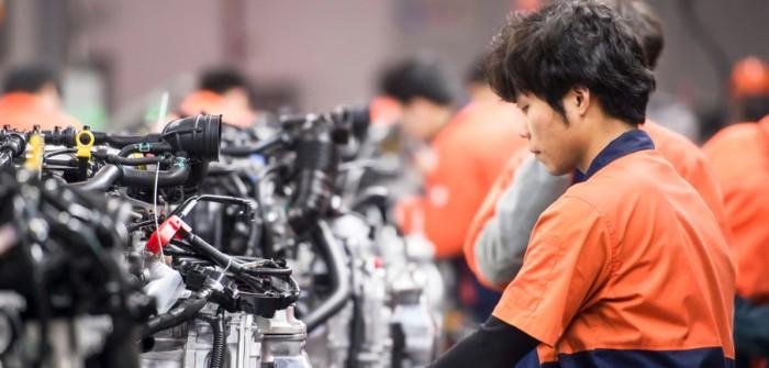 China: Automobilindustrie bekommt Brennstoffzelle verordnet