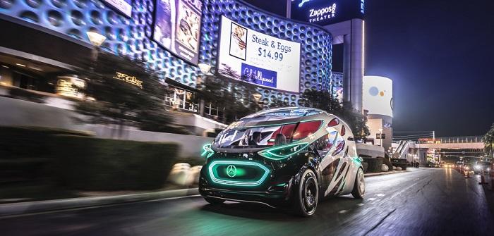 Mercedes: autonome Fahrzeuge mit besonderem Komfort