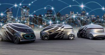 Mercedes Concept Car: Ein neues Mobilitätskonzept für die Stadt