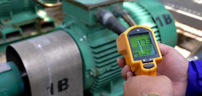 Berührungslos Temperatur mit Spezialthermometern messen