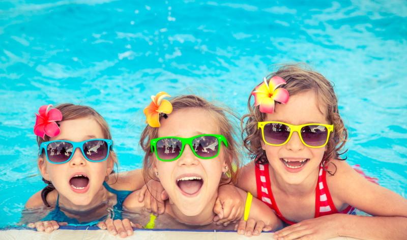 Die vollautomatische Überwachung der Wasserqualität ist damit im Schwimmbad ebenso möglich wie im heimischen Pool.