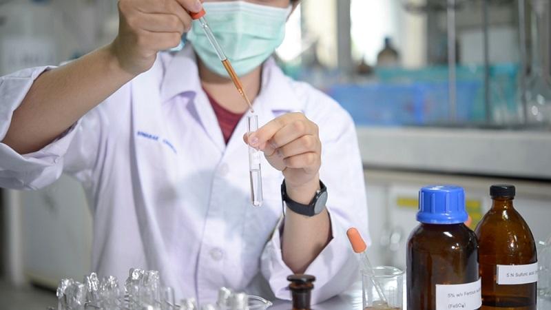 Die pH-Wert-Messung ist auch mit H-Indikatoren möglich, die als Basisprodukte für die Anwendung im Labor gelten.