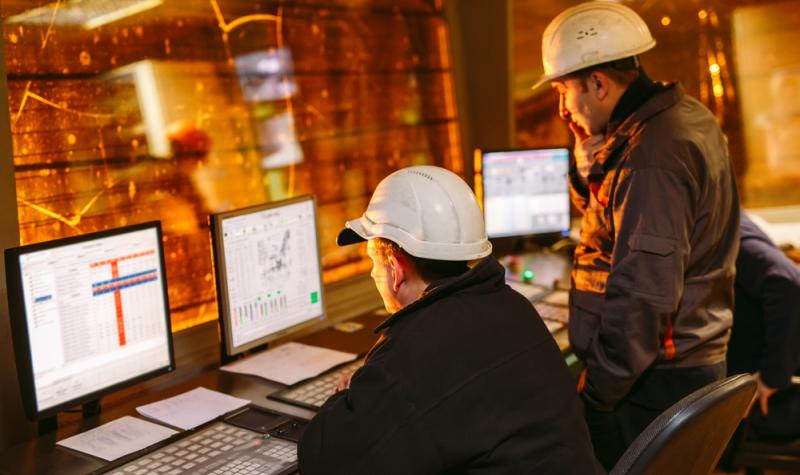 Fakt ist, dass Spektral- und Quotientenpyrometer die Temperaturen in der Stahlindustrie messen.