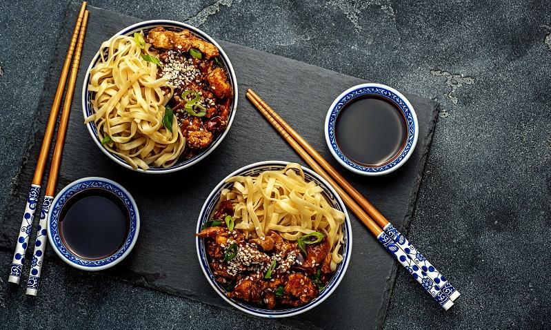 Eine Frage bezog sich auf das China Restaurant Phung Asia in Braunschweig zu dem die Frage war, wann zuletzt eine lebensmittelrechtliche Prüfung vorgenommen wurde ( Foto: Shutterstock-Tanya Sid  )