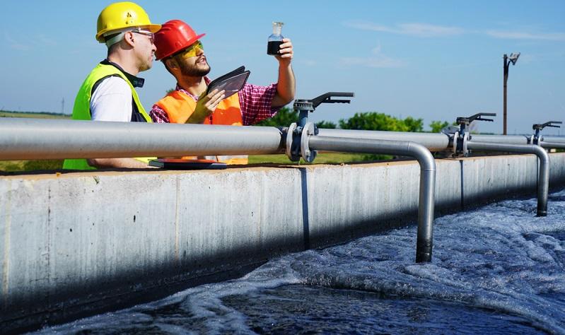 Das Thema Wasseraufbereitung spielt für AERZEN eine übergeordnete Rolle und so wird ein umfassender Service für diesen Bereich angeboten.  ( Foto: Shutterstock- Avatar 023)
