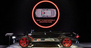 Aptiv stellt auf der CES intelligente Fahrzeugarchitektur vor ( Bildnachweis: Aptiv)