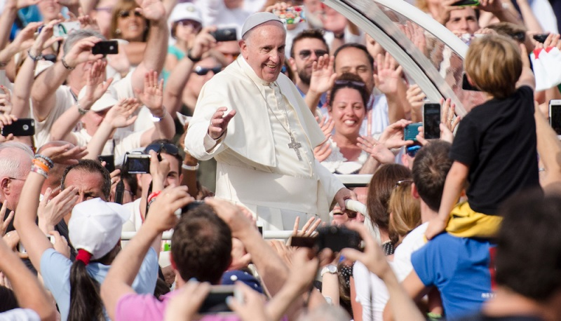 Angesichts der Fülle an Nachrichten, die regelmäßig an den Papst geschickt werden, verwundert es nicht, dass er diese nicht alle beantworten kann.   ( Foto: Shutterstock-Stefano Guidi)