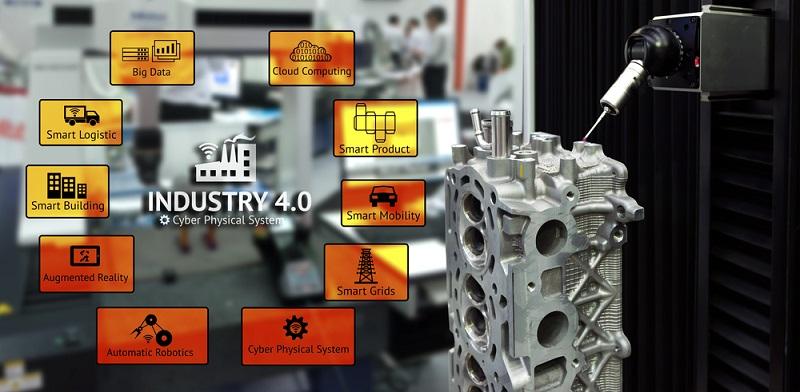 Mit der Umsetzung von Industrie 4.0 verändert sich weitaus mehr als die Produktionstechnologie. (Foto: Shutterstock-Zapp2Photo  )