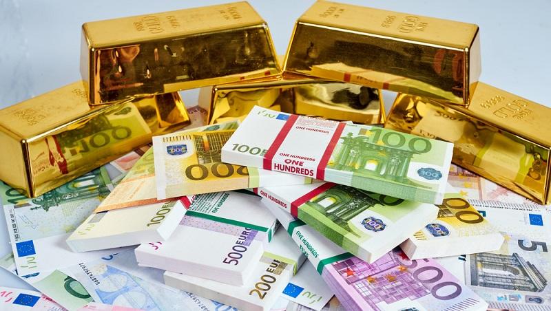 Goldankauf 2020: Das Wirtschaftswachstum hat sich deutlich abgeschwächt.  ( Foto: Shutterstock- _Ewa Studio)