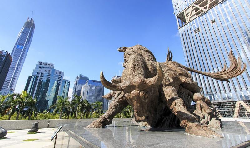 Die Börse in China reagiert mit großen Verlusten auf die Corona-Epidemi ( Foto: Shutterstock- _Fabio Nodari?)