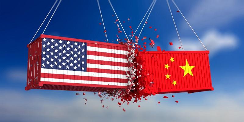 Der Handelskrieg zwischen China und den USA führt ebenfalls zu einer schwächeren Konjunktur  ( Foto: Shutterstock-   rawf8 )