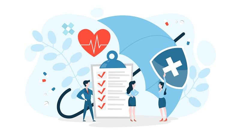 Jeder Bundestagsabgeordnete hat die Wahl zwischen einer Beihilfe nach beamtenrechtlichen Maßstäben und einem Zuschuss zur Kranken- und Pflegeversicherung.  ( Foto: Shutterstock-_Inspiring)