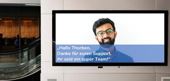 Enterprise Digital Signage: Definition 2020, Beispiele, Connectivity zu ERP & Co. via SAP Work Zone (Foto: shutterstock - Rawpixel.com)