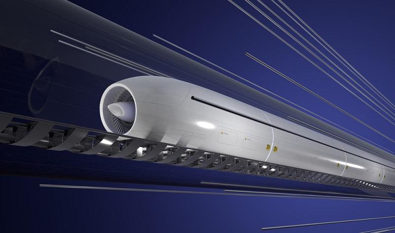 Nachdem die Teilnehmer der TU München beim SpaceX-Wettbewerb einen Rekord hinlegten und mit ihrer Kapsel 467 km/h erreichen konnten, musste natürlich auch in München eine Teststrecke gebaut werden.  ( Foto: Shutterstock-Oleg Kozlovskyy )