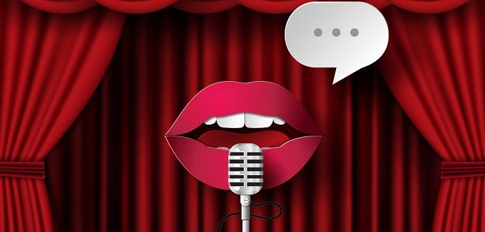 Moderatorin Ina: E-Mails bitte an die Senderadresse ( Foto: Shutterstock-KENG MERRY paper art )