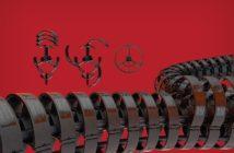 Robotrax R140: Mehr Raum für Schläuche und Leitungen (Foto: TSUBAKI KABELSCHLEPP)