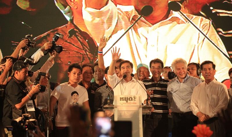 Der Thailänder Abhisit Vejjajiva ist nicht unbestritten gewesen, solange er bis März 2019 an der Spitze seiner Partei stand. ( Foto: Shutterstock-Naypong Studio )