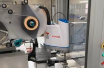 LPH-040: der SCARA Roboter von DENSO Robotics für den Einstieg (Foto: DENSO Robotics)