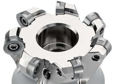 ARP: Fräser mit runden Wendeschneidplatten (Foto: MMC Hartmetall GmbH)