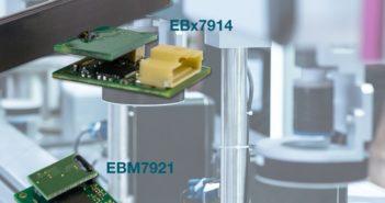 EBx7914 und EBM7921: Sensormodule bieten mehr Flexibilität (Foto: Sensitec)
