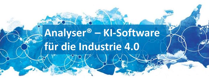 KI-Software Analyser: Industrie zukunftssicher machen (Foto: Contech)