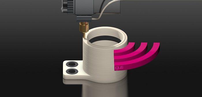 Igus GmbH: 3D-Druck mit Sensorschicht (Foto: Igus)