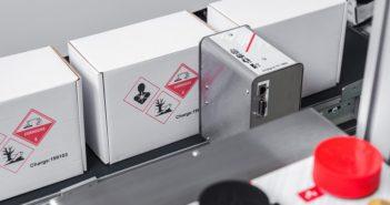 integra PP 108 bicolor: Drucker für saugfähige Verpackungen (Foto: Bluhm)