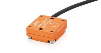 ASC DiSens 271: Drehratensensor mit flexibel einstellbaren Messbereiche (Foto: ASC)