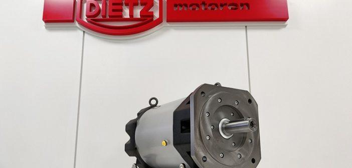 Dietz-Motoren mit Flüssigkeitskühlung (Foto: Dietz-Motoren)