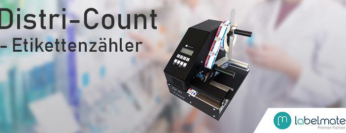 Distri-Count: Präziser Etikettenzähler (Foto: PULSA GmbH)