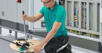 PPS Compact: Schienenschneider für professionellen Einsatz (Foto: Phoenix Contact)