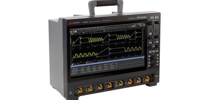 dataTec: 8-Kanal-Oszilloskope der EXR-Serie (Foto: dataTec)