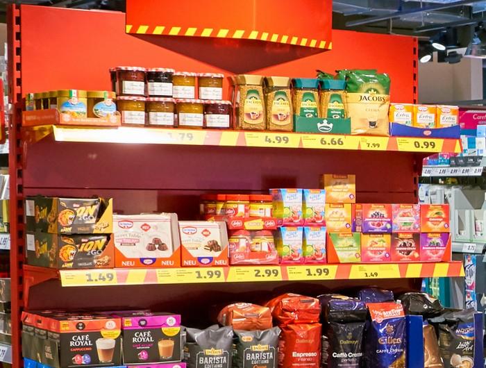 """Die Verbundplatzierung von Artikeln aus der Bedarfsbündelung """"Frühstück"""" ist typisch. (Foto: shutterstock – Sorbis)"""