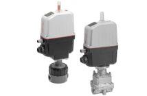 GEMÜ R563 eSyStep: Regelventil für kleine Durchflussmengen (Foto: GEMÜ Gebr. Müller Apparatebau GmbH & Co. KG)