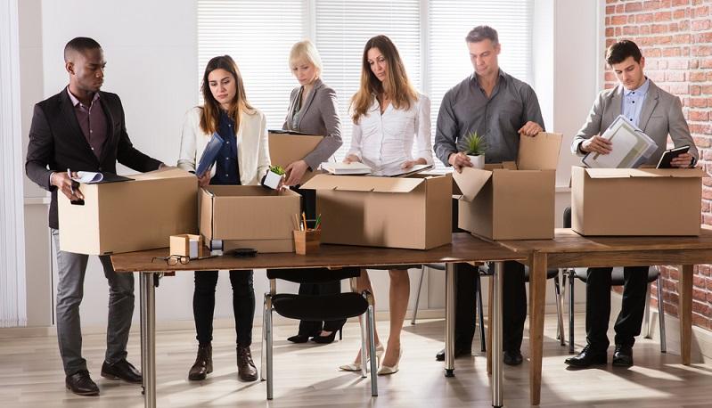 Firmenumzug bedeutet für Alle Stress und Aufregung ( Foto: Shutterstock-_Andrey_Popov )