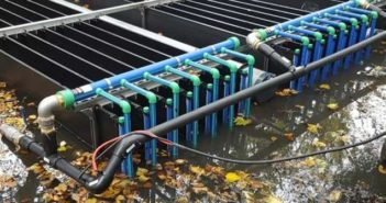 MEFA water Wasserwärmetauscher: Aquathermie liefert Wärme aus kaltem Wasser (Foto: MEFA energy systems)