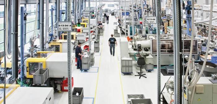 Bürkerts Kunststoffspritzgusstechnik: Fortschritt für die Kleinserienproduktion (Foto: Bürkert Fluid Control Systems)