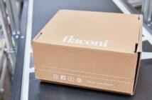 Der GEBHARDT Speedsorter: erster Einsatz bei Online Beauty Händler Flaconi (Foto: flaconi)