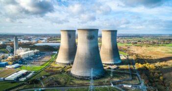 IABG erleichtert kerntechnischen Rückbau durch laserbasierte Dekontamination (Foto: shutterstock - Drone Motion Stock)