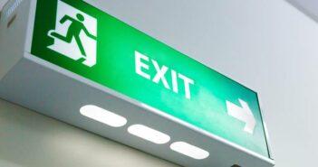 Notbeleuchtung: Vorschriften, Definition, Prüfungen und Pflichten (Foto: shutterstock - Wittybear)