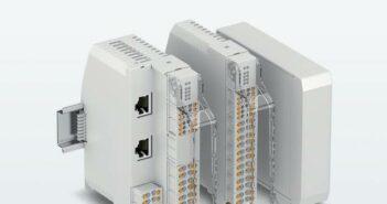 Phoenix Contact bietet neues Elektronikgehäuse für komplexe I/O-Anwendungen (Foto: Phoenix Contact)