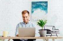 Das Home Office einrichten: So kommen Produktivität und Freude an der Arbeit gleichberechtigt zum Zug ( Foto: Shutterstock- LightField Studios_)